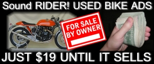 Sell your used bike today!