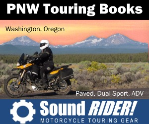 PNW Touring Books