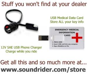 Sound RIDER! Online Store