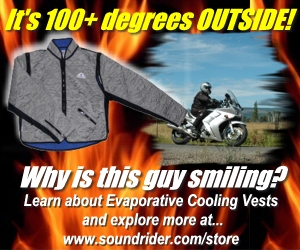Techniche Evaporative Cooling Vest
