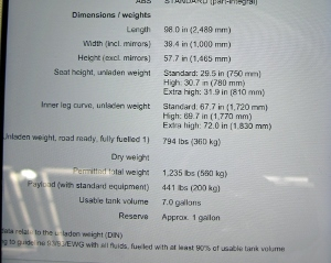 Understanding Motorcycle Gross Vehicle Weight